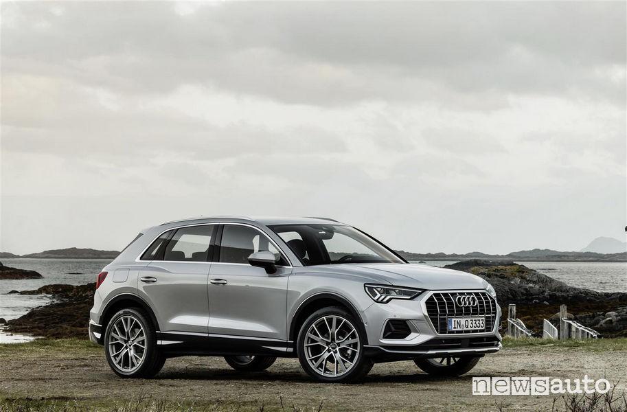 Nuova Audi Q3 Edition 1