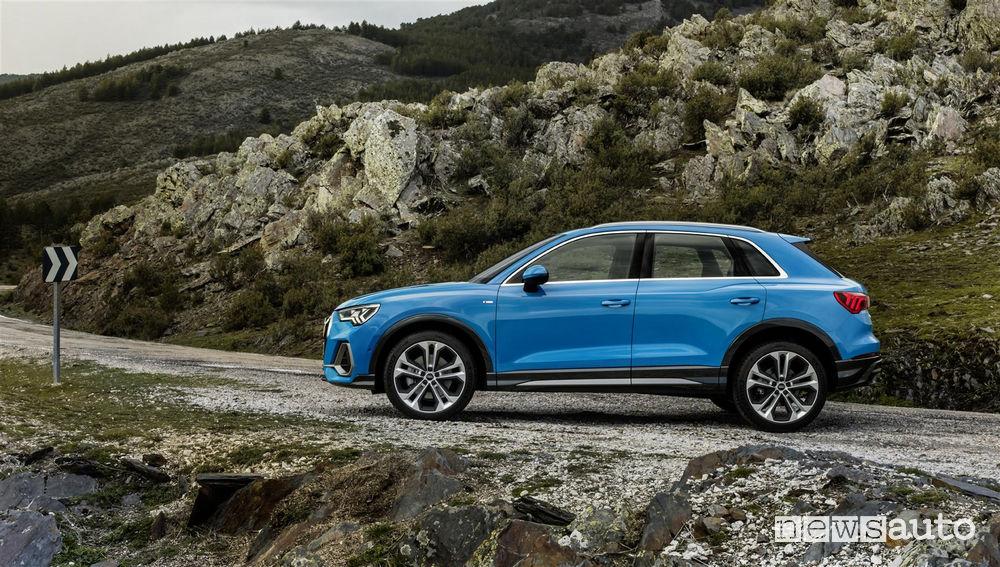 Audi Q3 2019 Anteprima Della Seconda Generazione Newsautoit