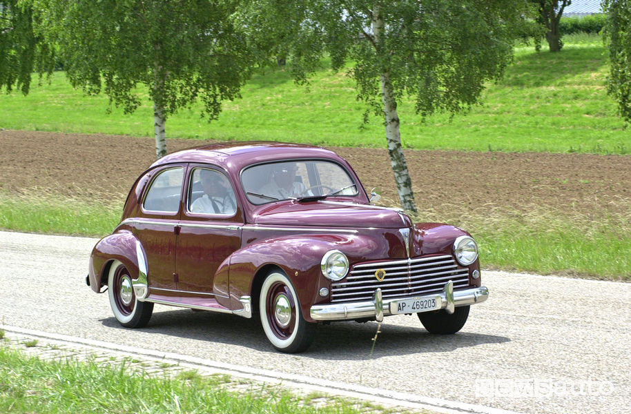 Peugeot 203 Berlina