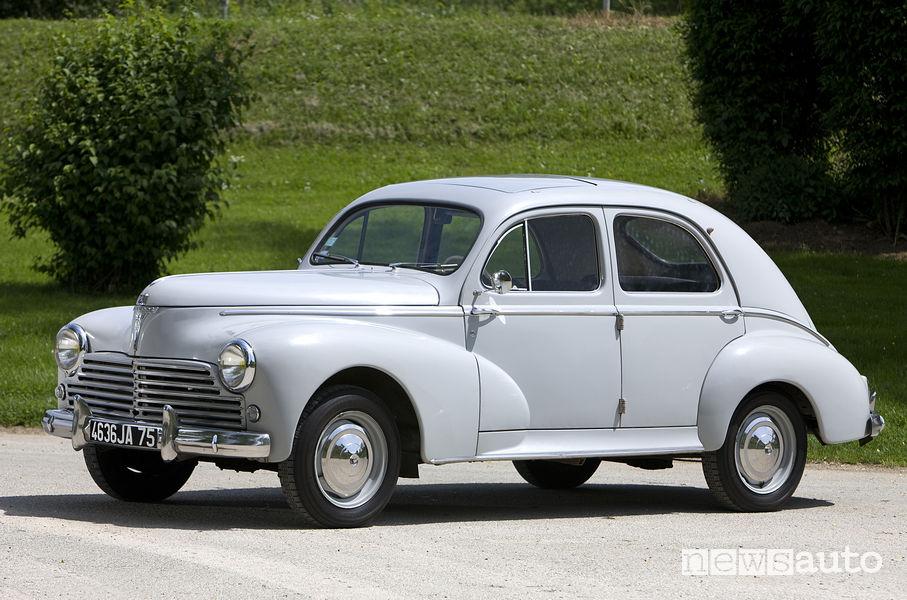 Peugeot 203 storica