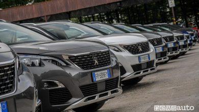 SUV Peugeot Bobino Club Milano
