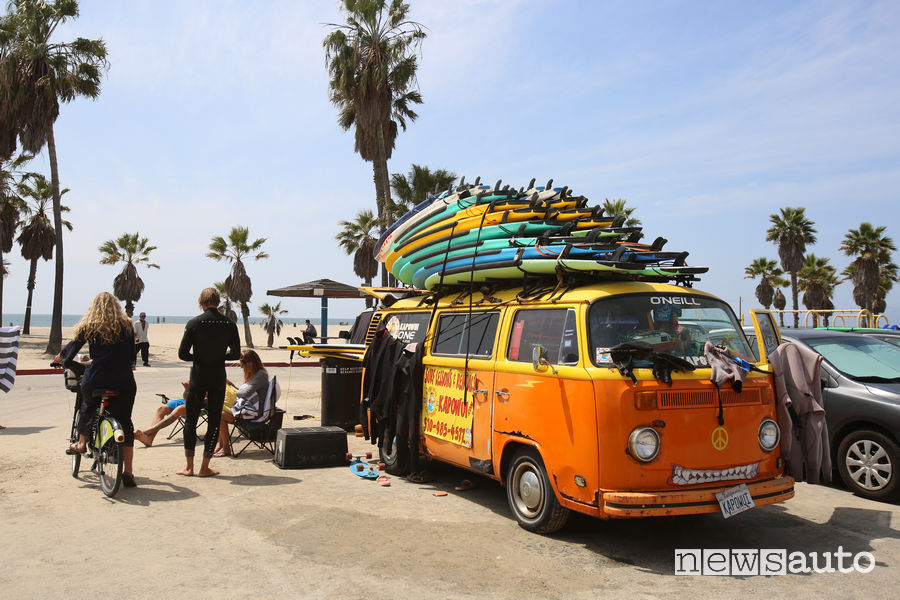 California del surf