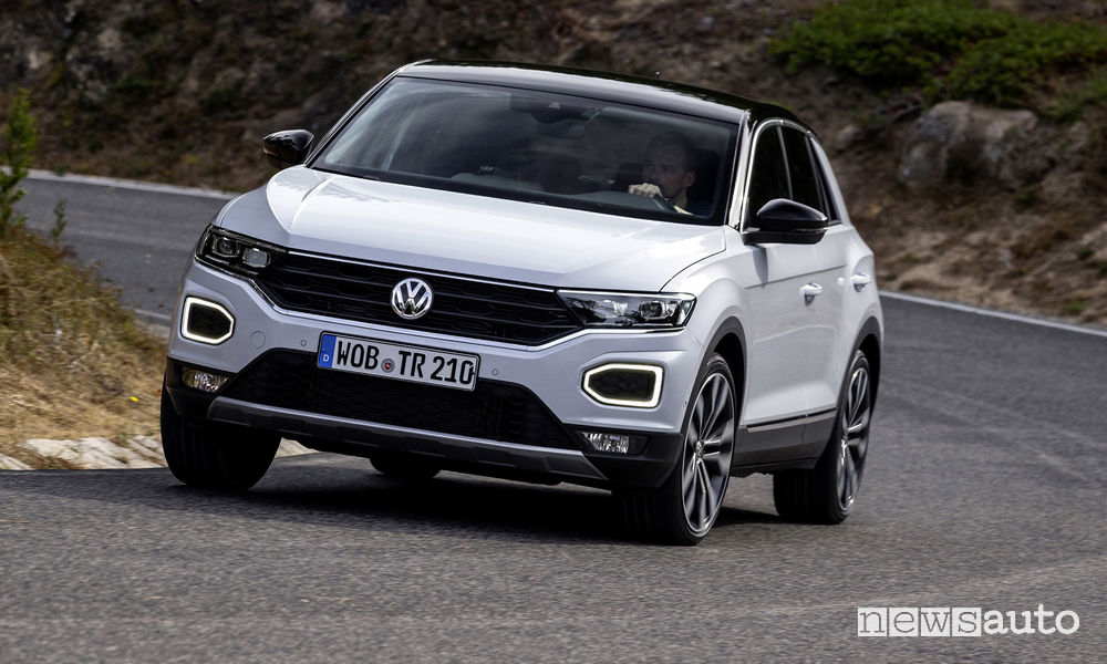 Vendite auto ottobre 2018 Volkswagen T-Roc
