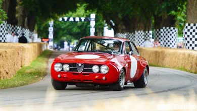 Alfa Romeo Goodwood Festival 2018 1750 GT Am 1970