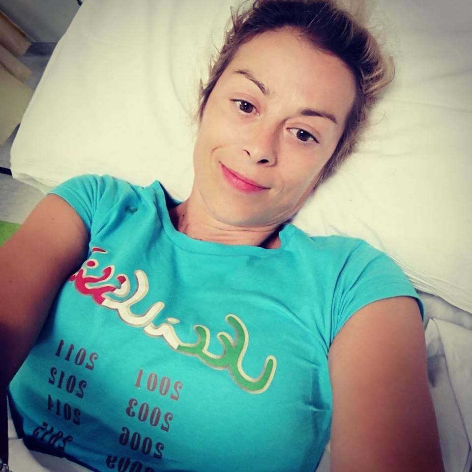 Anna Andreussi Ospedale San Remo Incidente 2018