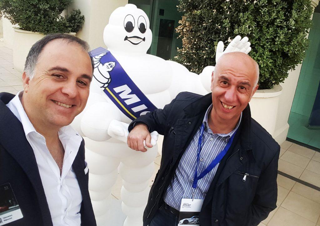 Bibendum Michelin Mancini Ceccarone