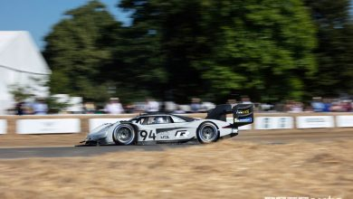 Record Goodwood Festival 2018, Volkswagen I.R. Pikes Peak