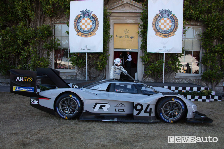 Record Goodwood Festival 2018