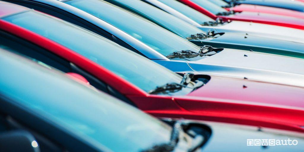 Tassa auto aziendali Manovra 2020