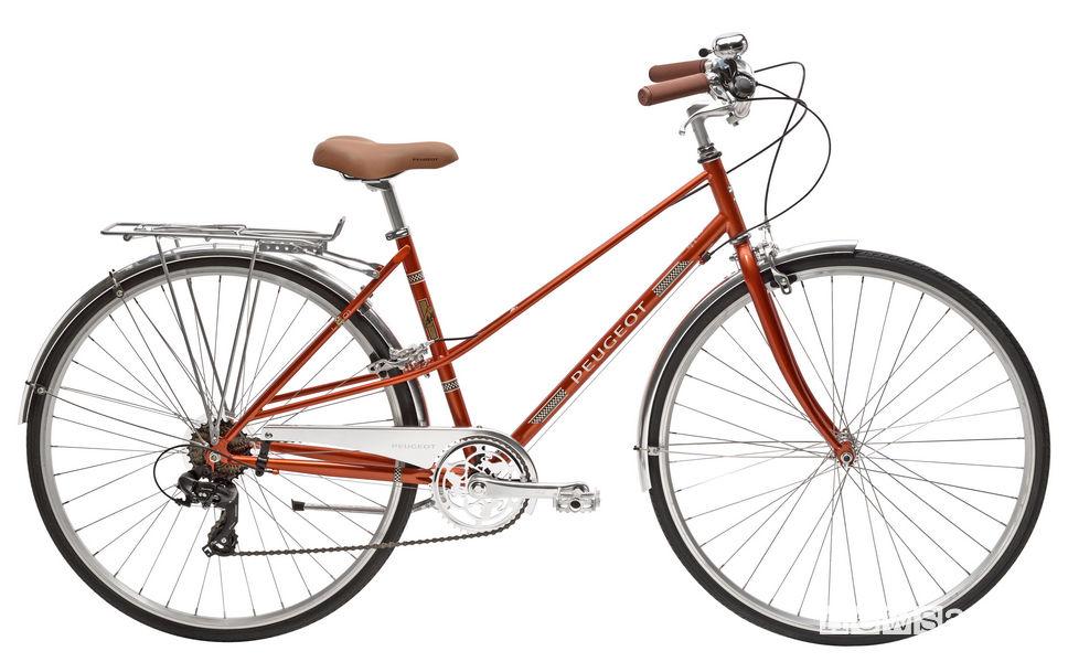 Biciclette Peugeot Legend LC01 D7 Orange
