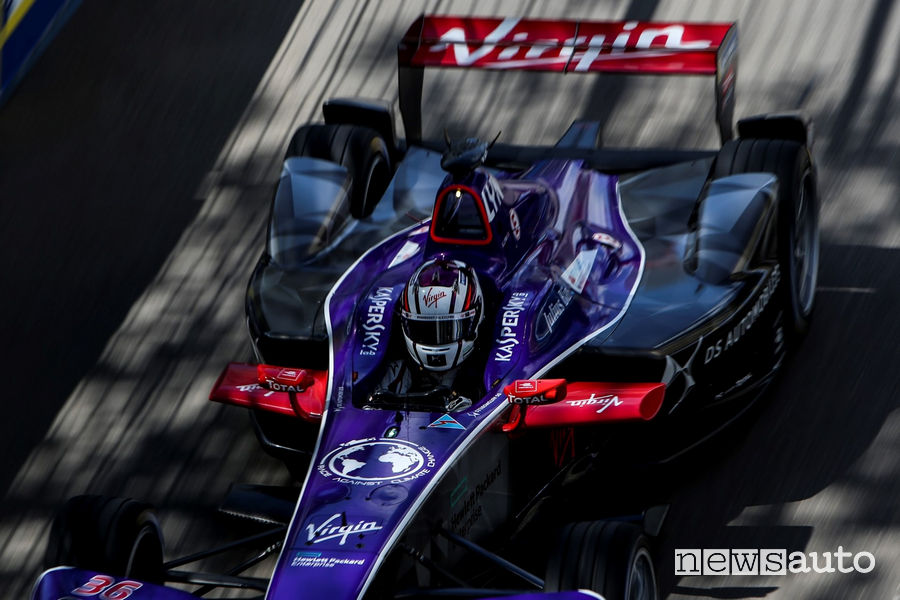 Formula E 2018 DS Virgin Racing ePrix Zurigo