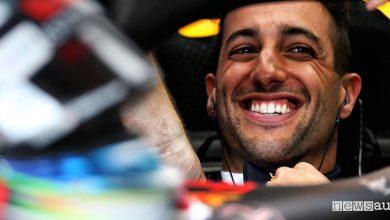 Daniel Ricciardo, nuovo pilota Renault F1 2019