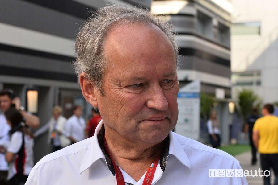 Jérôme Stoll, Presidente Renault Sport Racing