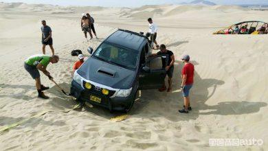 Photo of Viaggio in Sud America, con l'auto in fuoristrada sulle dune!