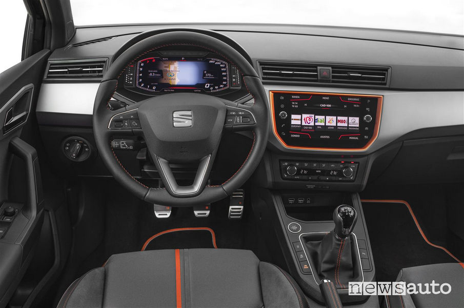Digital Cockpit Seat