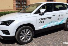 Seat e Telefonica test guida assistita