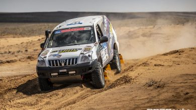 Silk Way Rally 2018 Toyota Land Cruiser Piana/Giovannetti Team Xtreme Plus