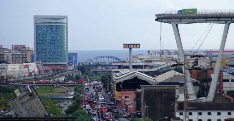 Crollo Viadotto Morandi di Genova