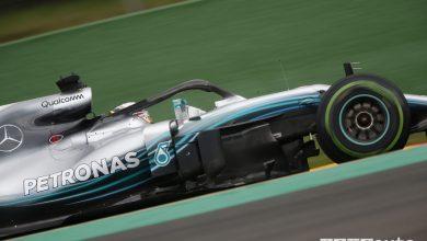 F1 2018 qualifiche GP Belgio, Mercedes-AMG Lewis Hamilton