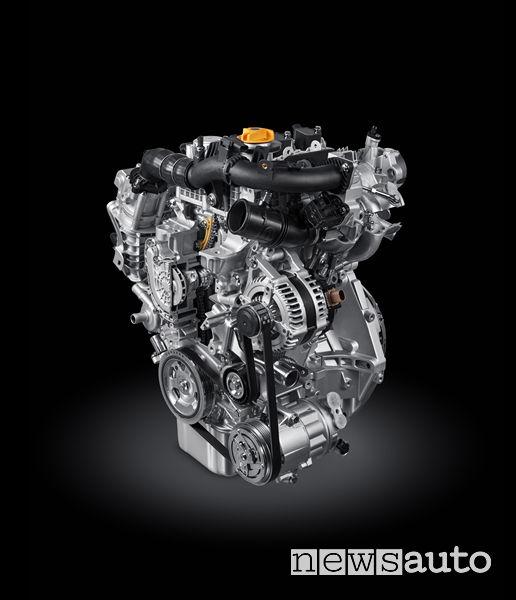 Motore Fiat Turbo 3 cilindri 1.000