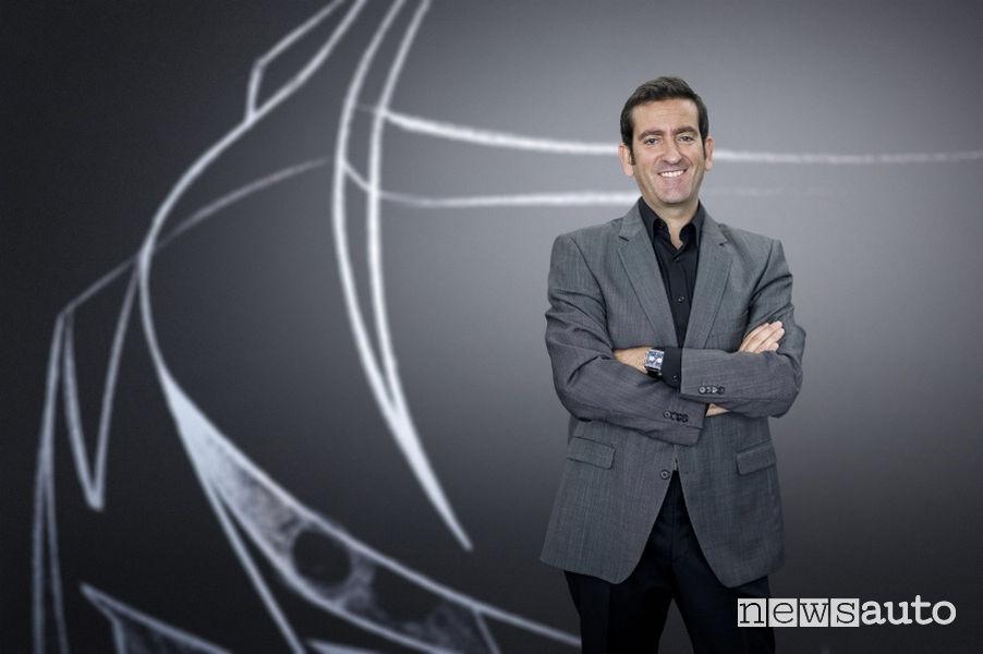Alejandro Mesonero-Romanos, capo Centro Design Seat