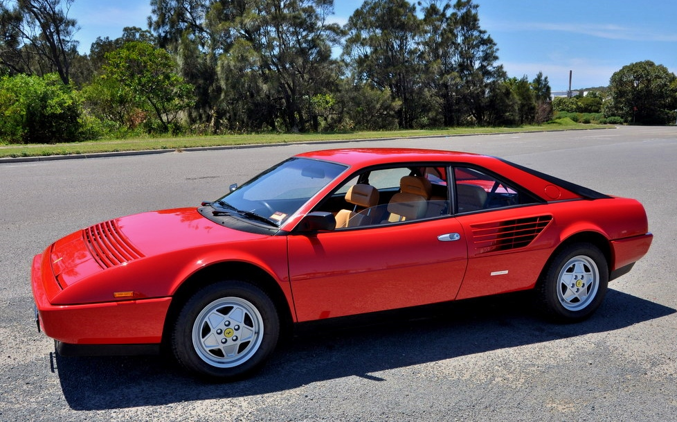 Ferrari Mondial-3.2