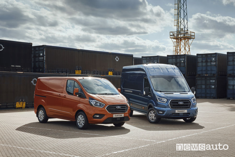 Nuovo Ford_Transit 2019