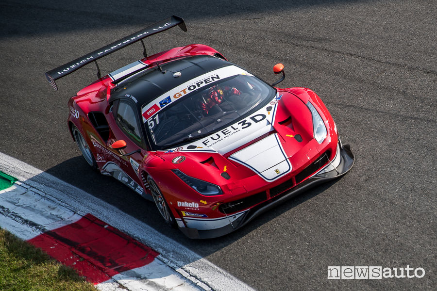International GT_Open_Monza 2018