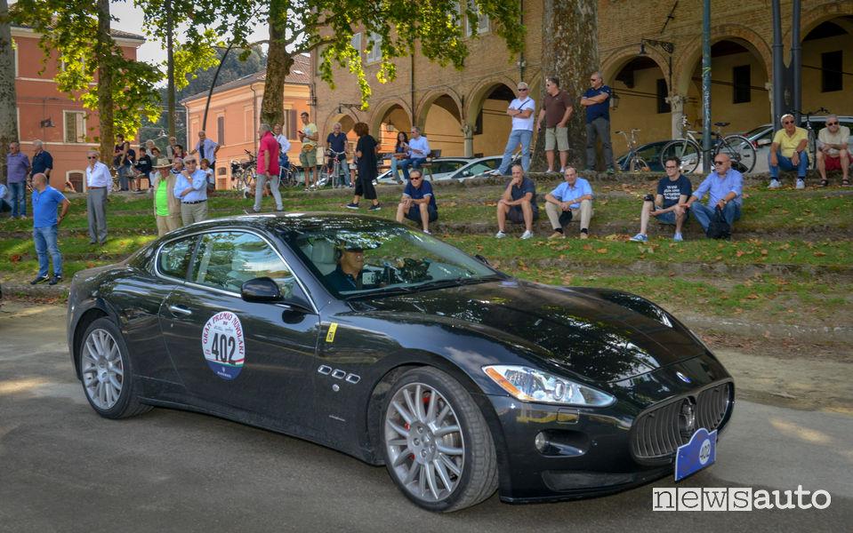 GP Nuvolari 2018 Maserati Tribute