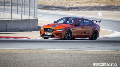 Photo of Record di velocità, Jaguar XE SV Project 8 VIDEO