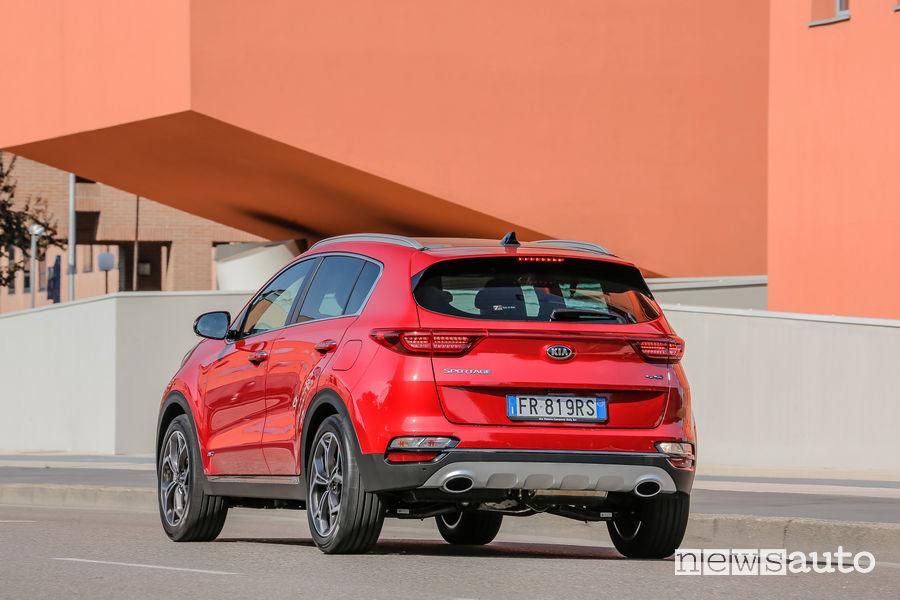 Schema Elettrico Kia Sportage : Kia sportage prova su strada nuovo modello newsauto