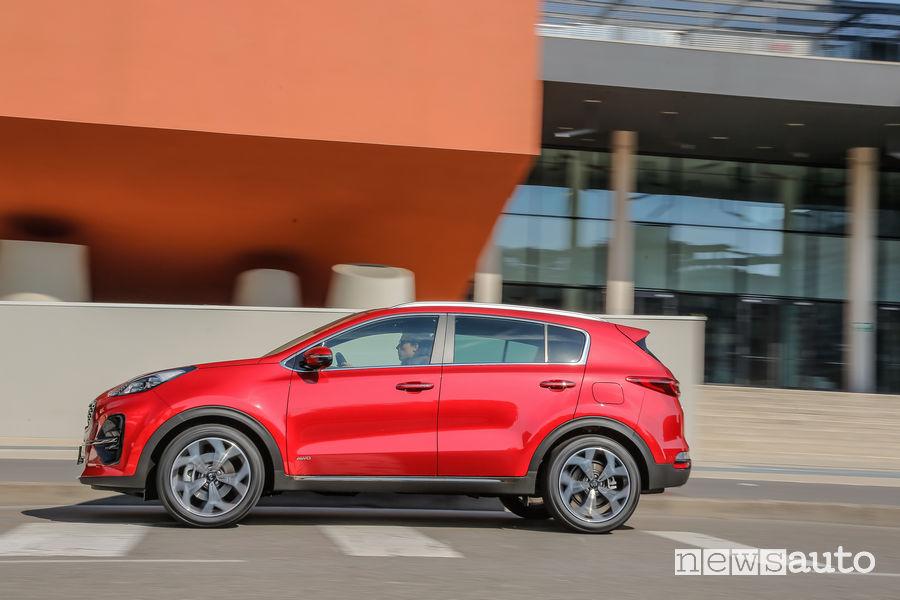 Schema Elettrico Kia Sportage : Hyundai tucson kia sportage u portellone elettrico automatico
