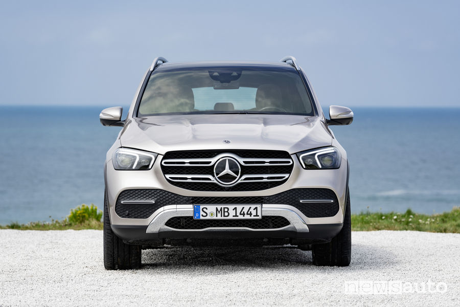 Mercedes-Benz GLE 2019, frontale