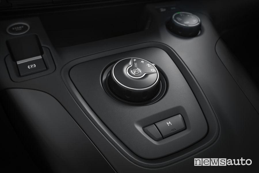 Opel_Combo Life 2019, manopola cambio automatico 8 rapporti