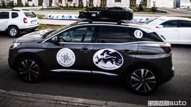 Viaggio in Kazakistan con la Peugeot 3008