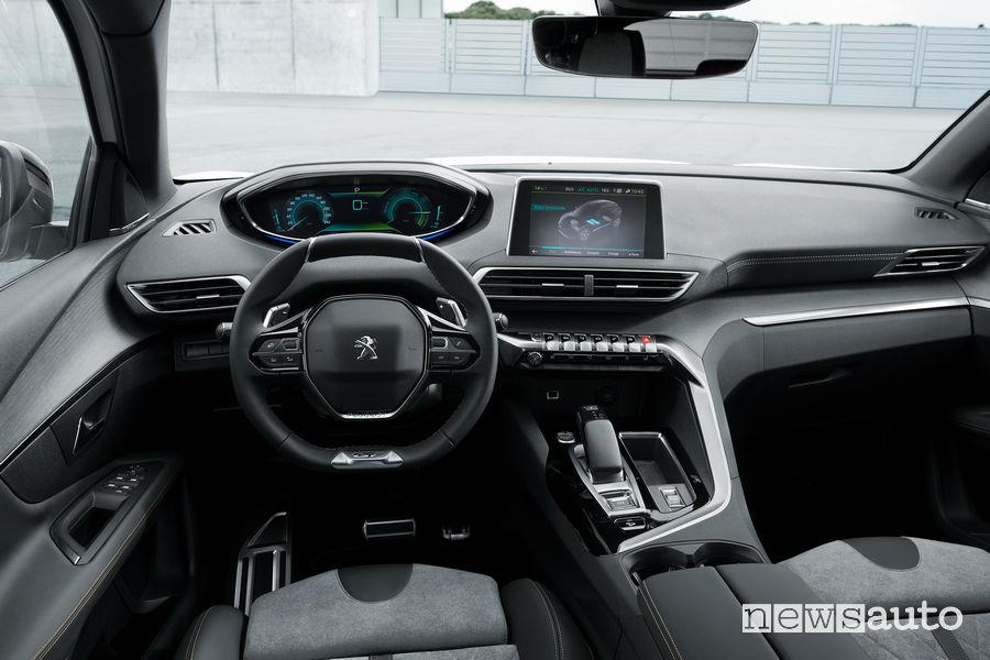 Peugeot 3008 Plug-in Hybrid4 i-Cockpit