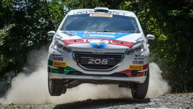 Campionato Italiano Rally Junior 2018 Peugeot 208 R2 De Tommaso
