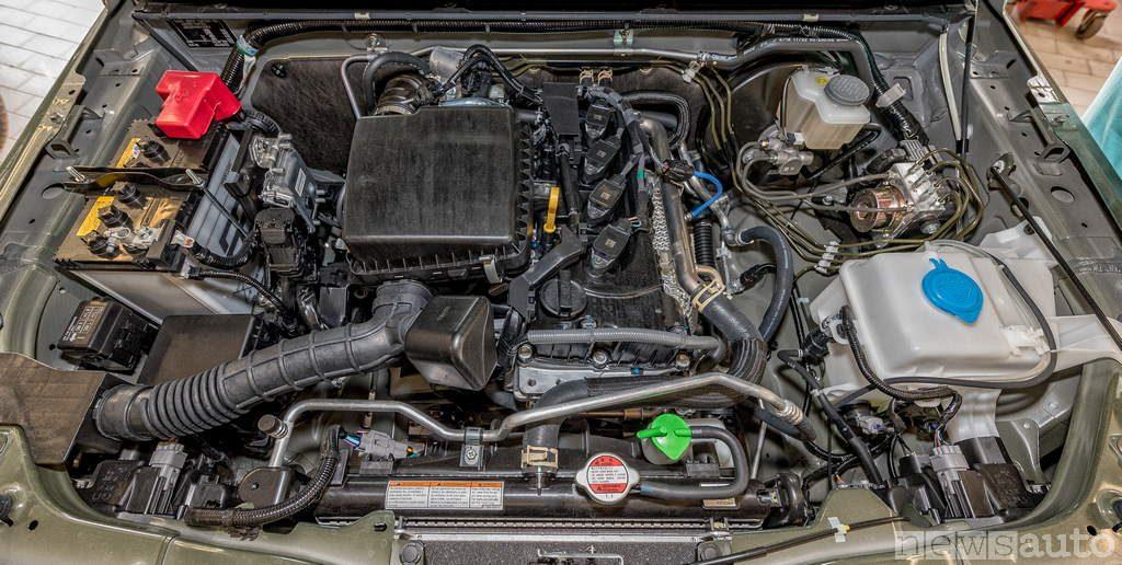 Vano motore 1.500 cc Suzuki Jimny 2019