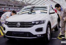 Volkswagen in Cina