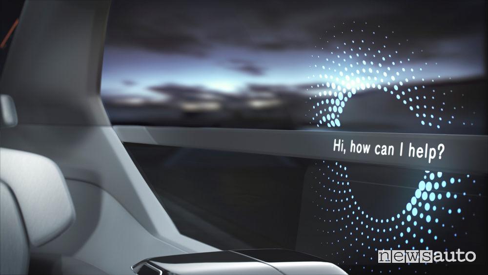 Volvo 360c interni