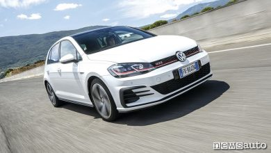 Photo of Volkswagen GOLF GTI Performance 245 CV, prova completa
