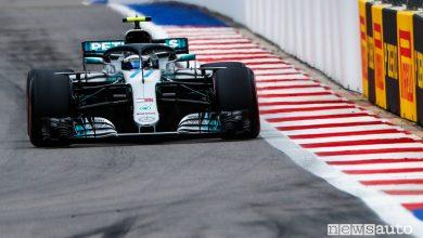 Photo of Qualifiche F1 Gp Russia 2018, griglia di partenza