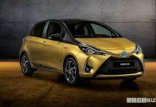 Toyota Yaris 2019 Y20, vista di profilo