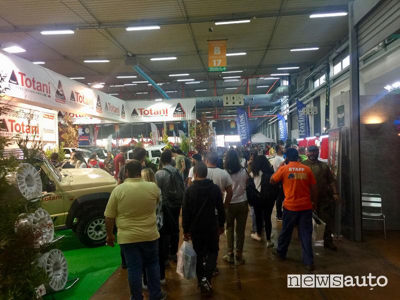 4x4_Fest Carrara 2018, stand Totani