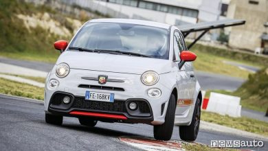 Photo of Abarth 595 Competizione La prova
