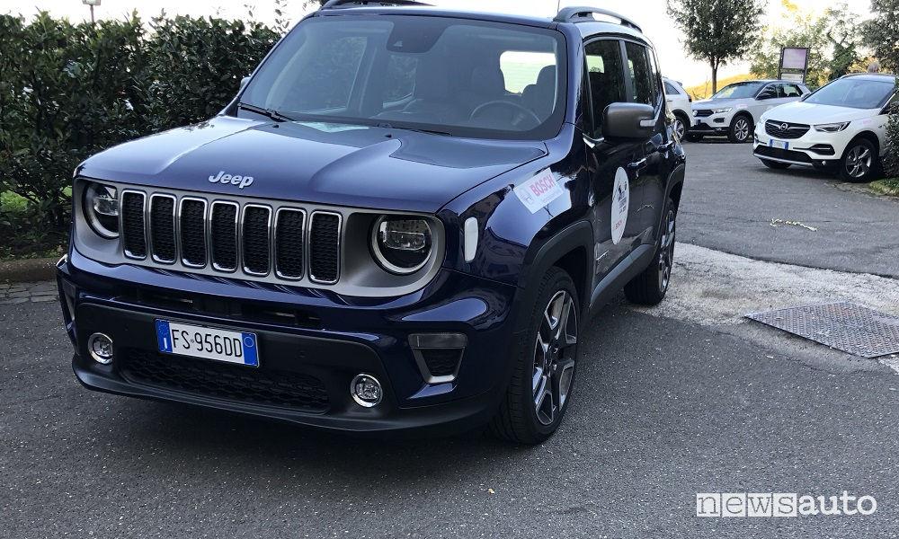 Premio Auto_Europa_2019, Jeep Renegade