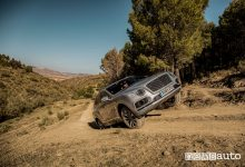 Beltley Bentaya, off road