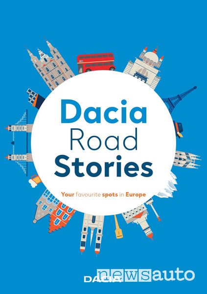#DaciaRoadStories