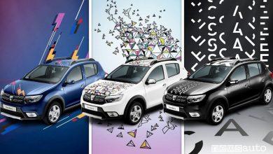 """Novità Dacia Parigi 2018 concorso Sandero """"Very Limited Edition"""""""