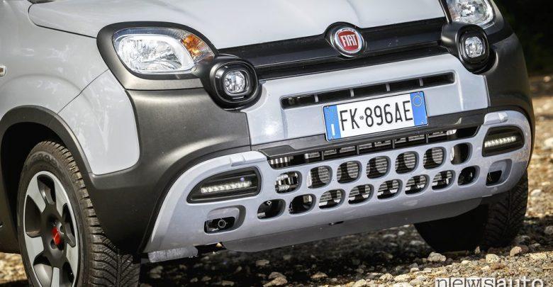 Vendite auto marzo 2019 Fiat Panda Cross
